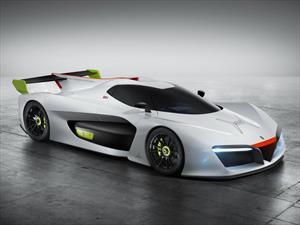 Pininfarina H2 Speed, un súper auto accionado con hidrógeno