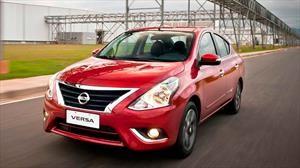 Nissan extenderá la vida del actual Versa con el nuevo V-Drive