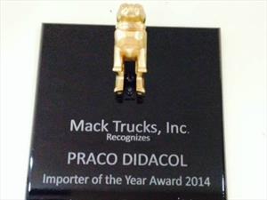 Mack Colombia, el mejor importador de la región