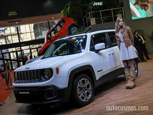 Jeep en el Salón de Buenos Aires 2015