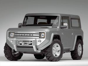 Ford Bronco estaría de vuelta