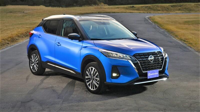 Nissan Kicks 2021 a prueba, una oferta vibrante