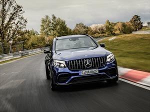 Hay un nuevo SUV que reina en Nürburgring: el Mercedes-AMG GLC 63 S