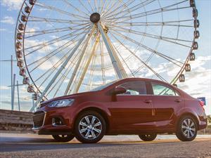 Chevrolet Sonic 2017 llega a México desde $205,400 pesos