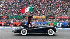 Mexicanos al grito de Fórmula 1