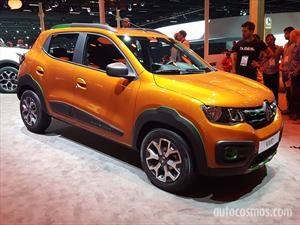 Renault Kwid, el sucesor del Clio Mío que se presenta en San Pablo