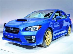 Subaru WRX STI 2015: Alma deportiva