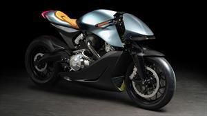 Aston Martin presenta su primera motocicleta, la AMB 001