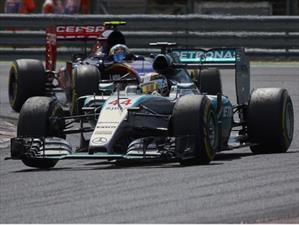 F1 GP de Bélgica, otra para Hamilton y Mercedes