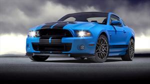 Ford Mustang Shelby GT500 2013 es el V8 más poderoso del mundo