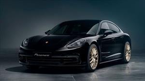 Porsche Panamera celebra 10 años en el mercado con una edición especial