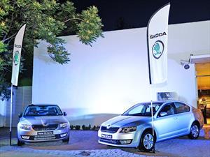 Nuevo Skoda Octavia 2014 inicia venta en Chile
