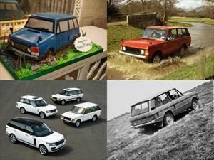 Range Rover cumple 45 años