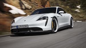 Todos los detalles de su majestad, el Porsche Taycan 2020