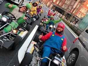 Nintendo demanda para acabar las carreras estilo Mario Kart en Japón