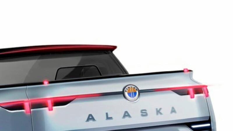 Fisker Alaska, sí, otra pickup eléctrica a la vista
