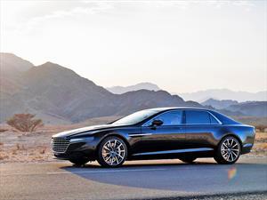 Aston Martin Lagonda: Se deja ver en todo su esplendor