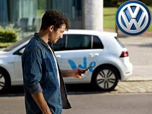 Volkswagen We, un novedoso servicio de autos eléctricos compartidos