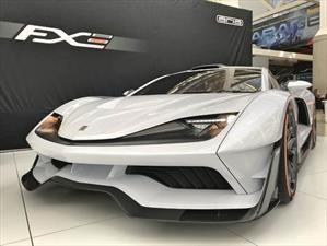 Aria FXE, nuevo súper deportivo híbrido al ataque