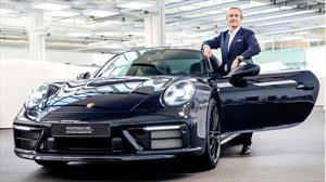 Porsche 911 Belgian Legend debuta