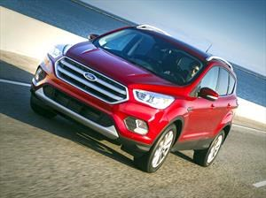 Conociendo la Ford Escape 2017