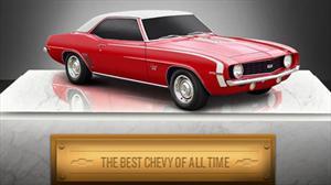 Camaro 1969, el mejor Chevrolet de todos los tiempos