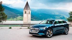 El Audi e-tron recorrió 1.600 km en un día