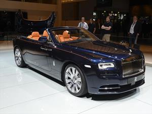 Rolls-Royce Dawn, el cielo no es límite