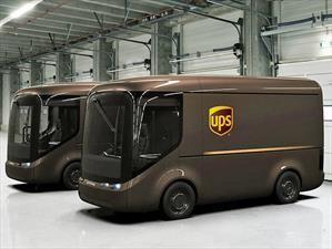 La empresa de entregas UPS tendrá su propia flota de coches eléctricos