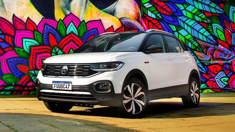 Volkswagen T-Cross 2021, al fin con motor Turbo en Chile