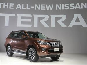 Nissan Terra ¿prepara su arribo a latinoamérica?