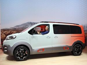 Citroën SpaceTourer Hyphen, el escape perfecto