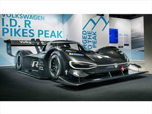 Volkswagen ID R Pikes Peak es más veloz que un monoplaza de la F1