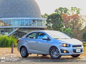 Chevrolet Sonic sedán LTZ Automático a prueba