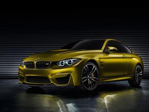 Tenemos las primeras imágenes del BMW M4 Concept Coupé