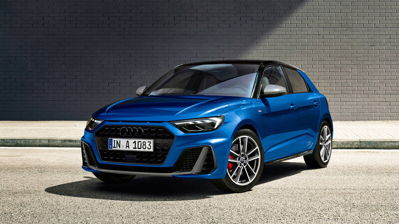Audi A1 Sportback Competition debuta