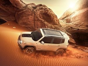 Jeep Renegade Trailhawk se lanza en Argentina