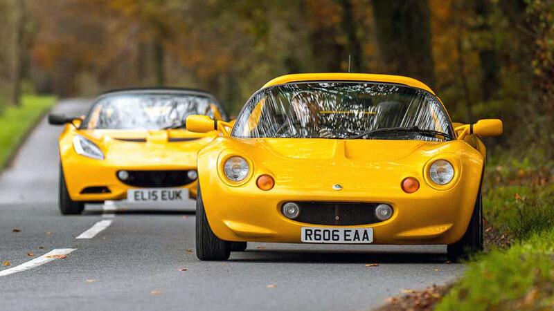Lotus está dispuesto a vender la matricería del Elise a otro fabricante
