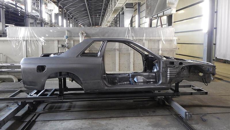 Nissan Skyline GT-R R32 vuelve a la vida gracias a NISMO