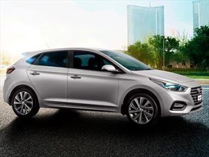 Hyundai Accent Hatchback 2018 llega a México desde $222,300 pesos