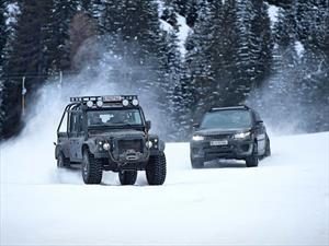 Con licencia para acelerar: Jaguar Land Rover te invita a ser 007