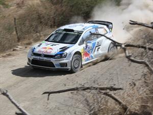 Volkswagen Polo R WRC arrasa en el Rally México 2014