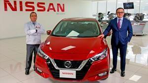 El nuevo Nissan Versa 2020 ya se produce en México