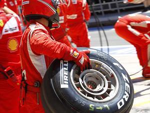 F1: Pirelli entregará compuestos más blandos para la temporada 2013