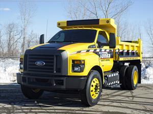Ford crea un camión Tonka de tamaño real