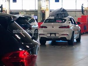 BMW X4 M 2019, la captamos antes de su debut internacional