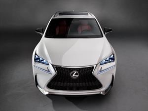 Lexus NX 2015 se presenta