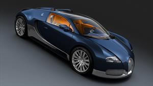 Sólo en Dubai, 3 ediciones especiales del Bugatti Veyron