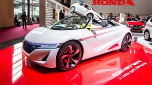 Honda EV-STER debuta en el Salón de París 2012