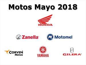 Top 10: Las marcas de motos que más vendieron en mayo en Argentina